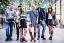 Clarks & Fashion Blogger / Dankeschön an alle Blogger, die Clarks lieben und unsere Schuhe vorstellen! In diesem Board dreht sich alles um unsere Blogger-Aktionen.