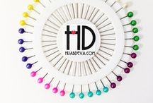 Stunning Hijab Pins / Gorgeous, handcrafted hijab pins perfect for every occasion!