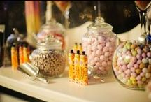 Sweets / Sweet Cart, Candy Bar and general yumminess!!