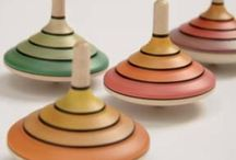 Spinning Tops / Spinning Tops & other toys / by Lung Chan