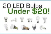 20 LED Bulbs Under $20 / EarthLED offers the largest selection of LED bulbs under $20.