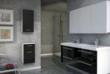 Do łazienek / Meble łazienkowe   umywalki   baterie łazienkowe   wanny   kabiny prysznicowe