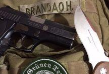 Guns, Tactical and Tactical Gear