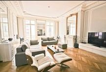 Luxury apartments in Paris / Find out the most beautiful and luxurious apartments in the nicest neighborhoods all around Paris!