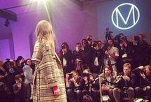 """Fashion Week Berlin: Marcel Ostertag & Clarks / Clarks war bei der Fashion Week Berlin und stattete die Models der Marcel Ostertag Show mit schicken Schuhen für den Laufsteg aus. Alle Eindrücke der Frühjahr/Sommer 2015 Kollektion und Herbst/Winter 2015 Show """"LAVA"""" sowie der Aftershow-Party gibt es hier zu sehen. #MBFWB #BFW #Fashionweek"""