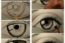 Drawing Techniques / Drawing and creative tutorials
