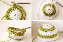 Crochet and Knitting Projects / Crochet and knitting projects