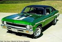 Muscle Cars, GM / by clyde lemke