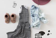 Wardrobe essentials // Kids