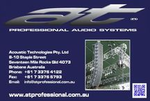 Getting the Word Out / Letting the world know about Acoustic Technologies' world class products