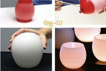 Home decor I want diy / Do it yourself home decor and crafts