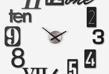 Clock /  Wall Clocks, clock and timer. Часы и будильники.