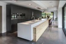Kitchen / Современные кухни. Кухни модерн. Стильные кухни.