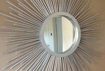 Mirror / beautiful mirror in the interior. Зеркала и зеркала в интерьере.
