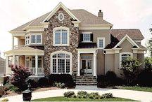 Mi casa es su casa / Simple and luxury homes