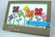 Greeting cards / Crafty greeting cards
