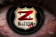 Z nation / It's a man eat man world...