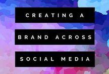 Social Business / Social Business branding, advertising and marketing.