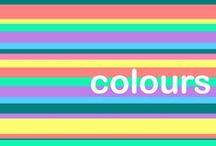 Life in Colour / A Colourful Mind = A Colourful Life