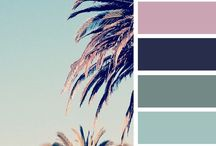 Colour inspired / Colour palette for my home