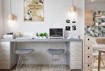 Decor - Home Office / Closet