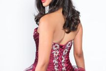 Red Matric Dance Dresses / Our all-time favourite Scarlett Fashion matric dance dresses and evening wear in shades of red! ❤️