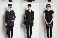 <back <to black / noir,leather,negro.black,vinilo,negre,wool,