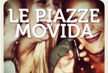 Le Piazze Movida / Il mercoledì non esiste altro aperitivo. Ogni mercoledì dalle 19:00 dal 20 giugno al 31 luglio 2013 in piazza centrale e con i negozi aperti fino alle 23:00.