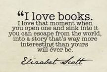 Character Quotes / Quotes We Like from Books We Adore.