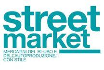 Street Market - Design / Desisgn! Artigianale, autoprodotto, innovativo!