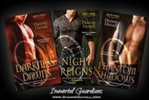 Scrumptious Series / Romance series... contemporary, paranormal, young adult, new adult, erotic... any series that have us hooked.