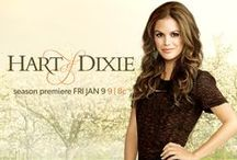 Hart of Dixie / Hands down my favorite show! So quirky and refreshing. Love the characters, the town of Bluebell, and the fashion. Soo mad it was cancelled. What a waste. :-( / by Pepper Elizabeth Smith