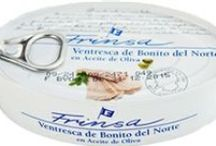 Spanish Gourmet Seafood / Behold a few hidden gems that the Spanish seas has to offer. Brought to you by Frinsa, these gourmet seafood products will no doubt provide the taste of seafood that Spain can produce.