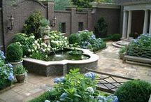 Garden Hardscape / by A Detailed House