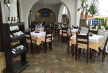 FOLIA Restaurant / our restaurant at Folia