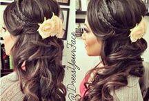 Hair - formal