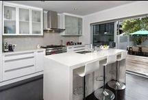 Houses - kitchens