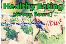 Healthy Eating / Healthy and Delicious Recipes. Feel Free To Invite Friends! / by Clean Eating Recipes