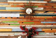 Home Inspiration / Neat ideas and inspiration to decorate and re-imagine home.