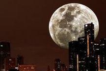 Moon / Fotografie che ritraggono la luna