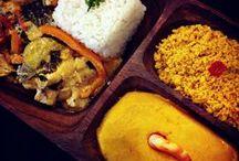 Delícias da Bahia / Os delíciosos pratos típicos baianos produzidos pela Fina Arte