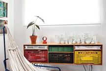 Pipe/Pallet Furniture