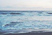 Shades of a sea