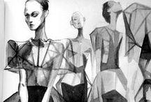 Fashion Sketchbook Inspiration