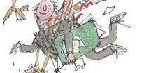 Quentin Blake / Il più grande di tutti gli illustratori (almeno per me)
