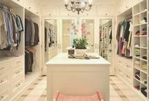 Dream Closets and Vanities