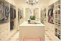 Dream Closets and Vanities