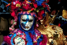 Costume ideas for the Venice Carnival