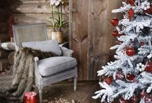santa [Xmas] / Red and white Christmas, decorations, diy, shoppings, anything that will inspire you have an awesome season