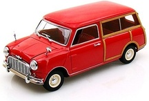 Cars 1:18 / An eclectic collection of diecast model cars, any of which would look really good in my living room.